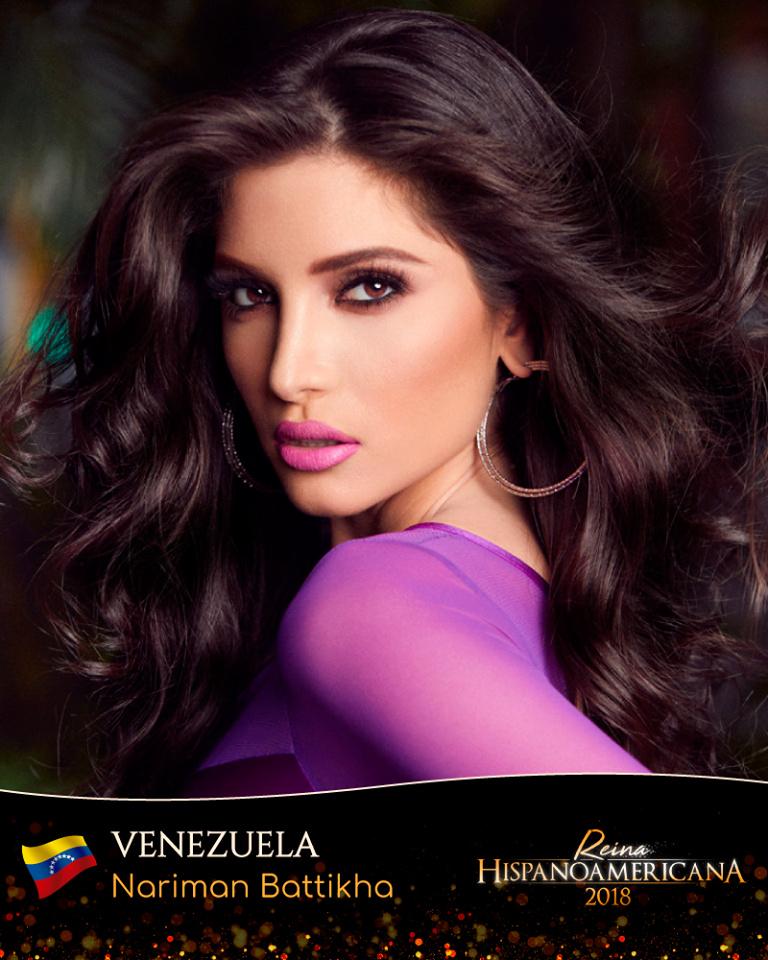 Reina Hispanoamericana 2018 888