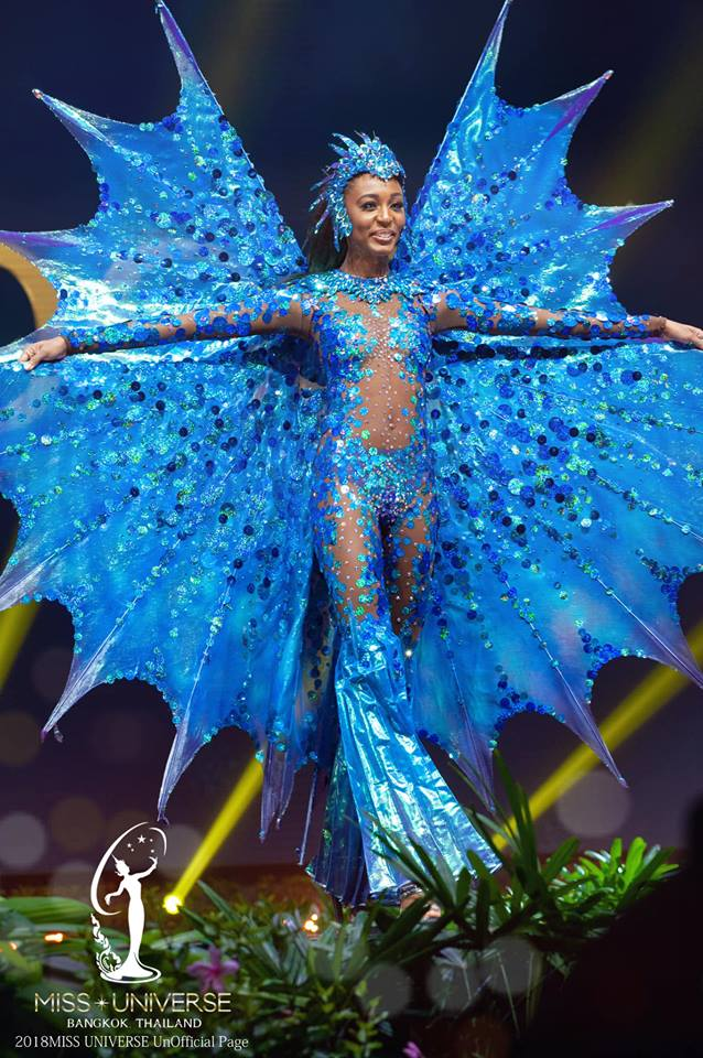 Miss Universe 2018 @ NATIONAL COSTUMES - Photos and video added - Page 6 9114