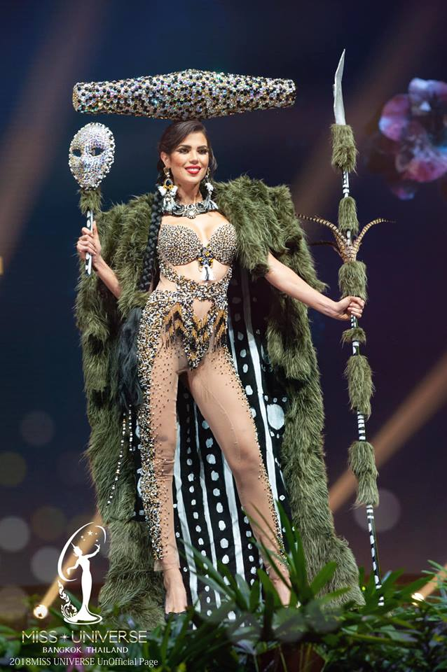 Miss Universe 2018 @ NATIONAL COSTUMES - Photos and video added - Page 6 9115
