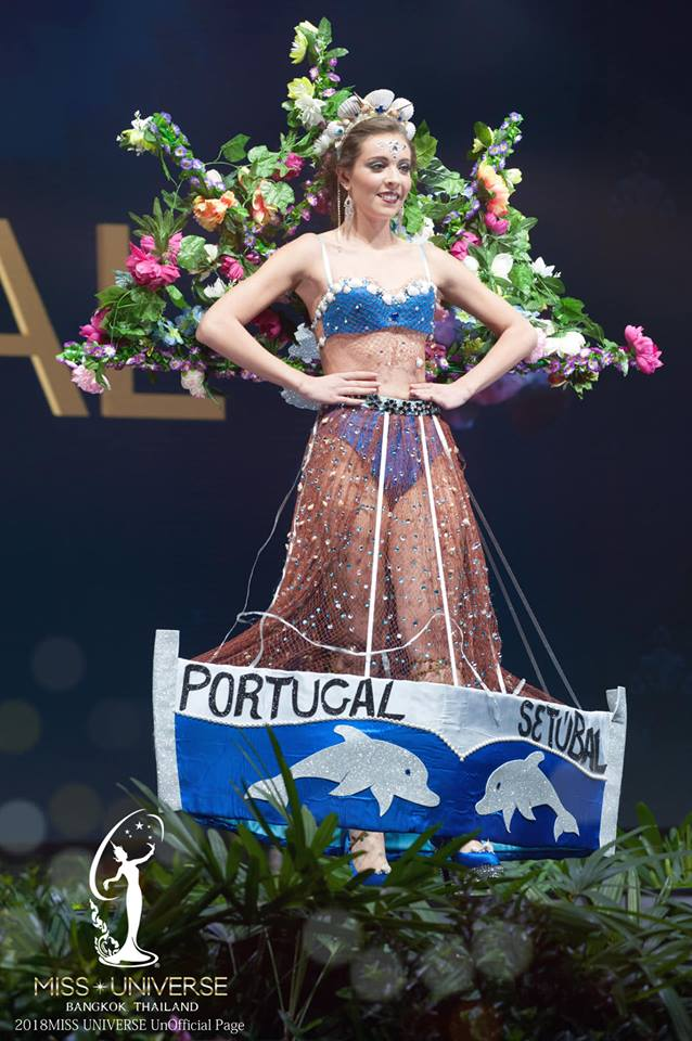 Miss Universe 2018 @ NATIONAL COSTUMES - Photos and video added - Page 6 9120