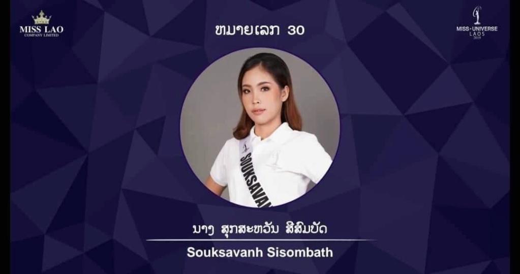 Miss Universe LAOS 2019 9262