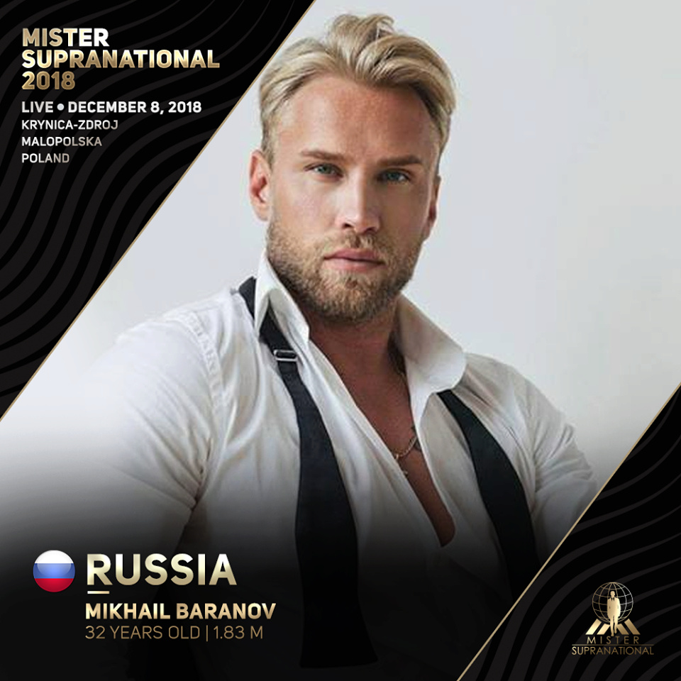 *** Road to MISTER SUPRANATIONAL 2018 is INDIA*** - Page 2 989