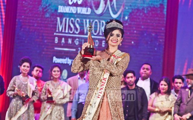 Jannatul Ferdous Oishi (BANGLADESH 2018) Bangla10
