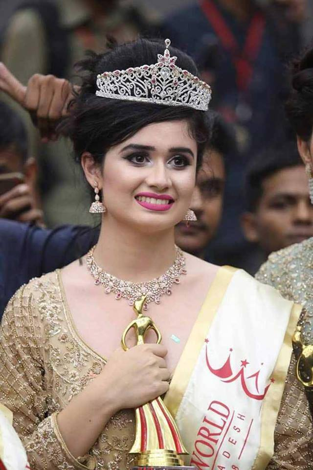 Jannatul Ferdous Oishi (BANGLADESH 2018) Bangla11