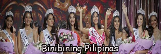 Binibining Pilipinas