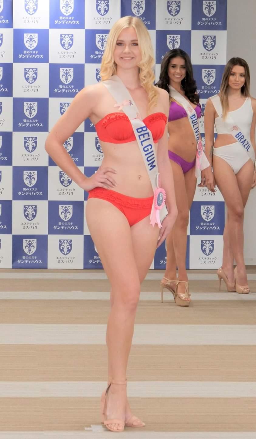 Round 50th : Miss International 2018 Belgiu16