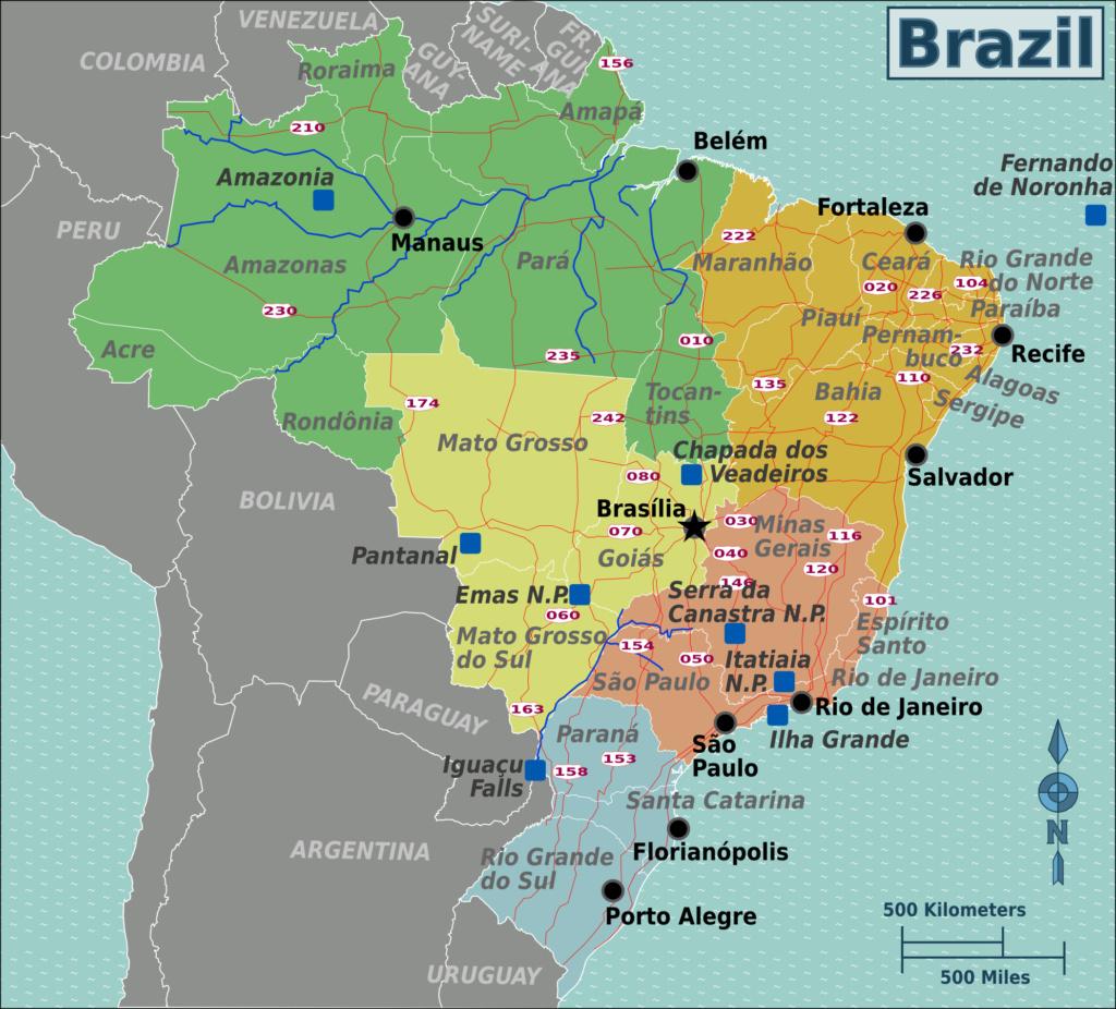 Round 4th : Miss Brasil 2019 Brazil14