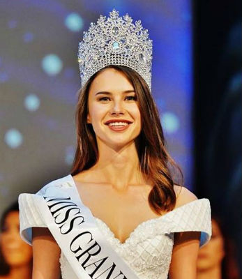 ***Road to Miss Grand International 2018 - COMPLETE COVERAGE - Finals October 25th*** Bulgar10