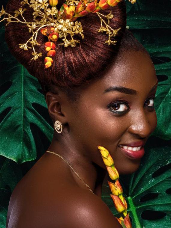Jessica Djoumbi (CAMEROON 2019) Camero11