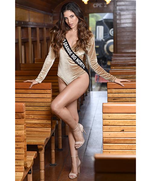 Round 4th : Miss Brasil 2019 Candid29