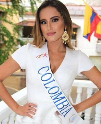 ***Road to Miss Grand International 2018 - COMPLETE COVERAGE - Finals October 25th*** Colomb10