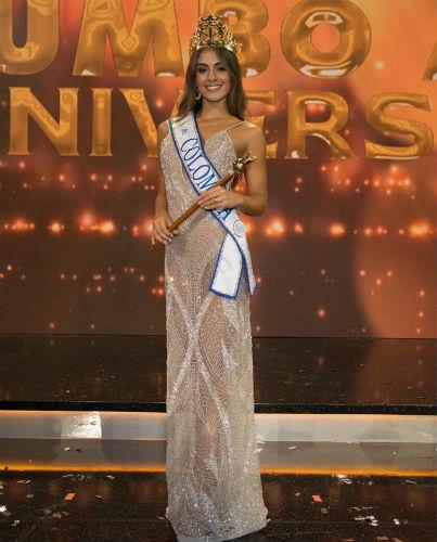 Valeria Morales (COLOMBIA 2018) Colomb12