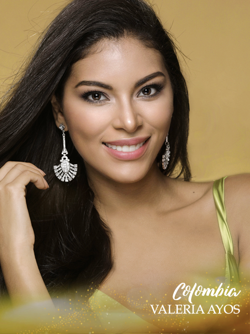 Round 49th : Miss Earth 2018 Colomb13