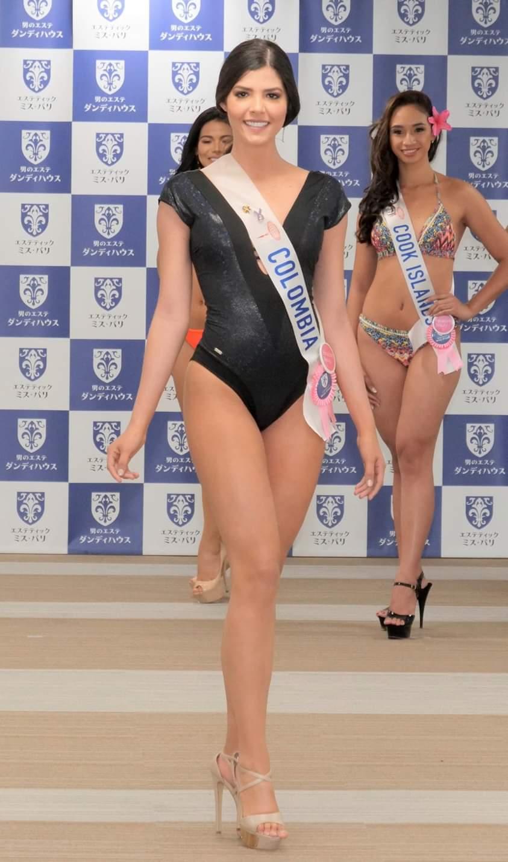 Round 50th : Miss International 2018 Colomb15