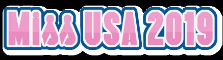 Round 6th : Miss USA 2019 Coollo93