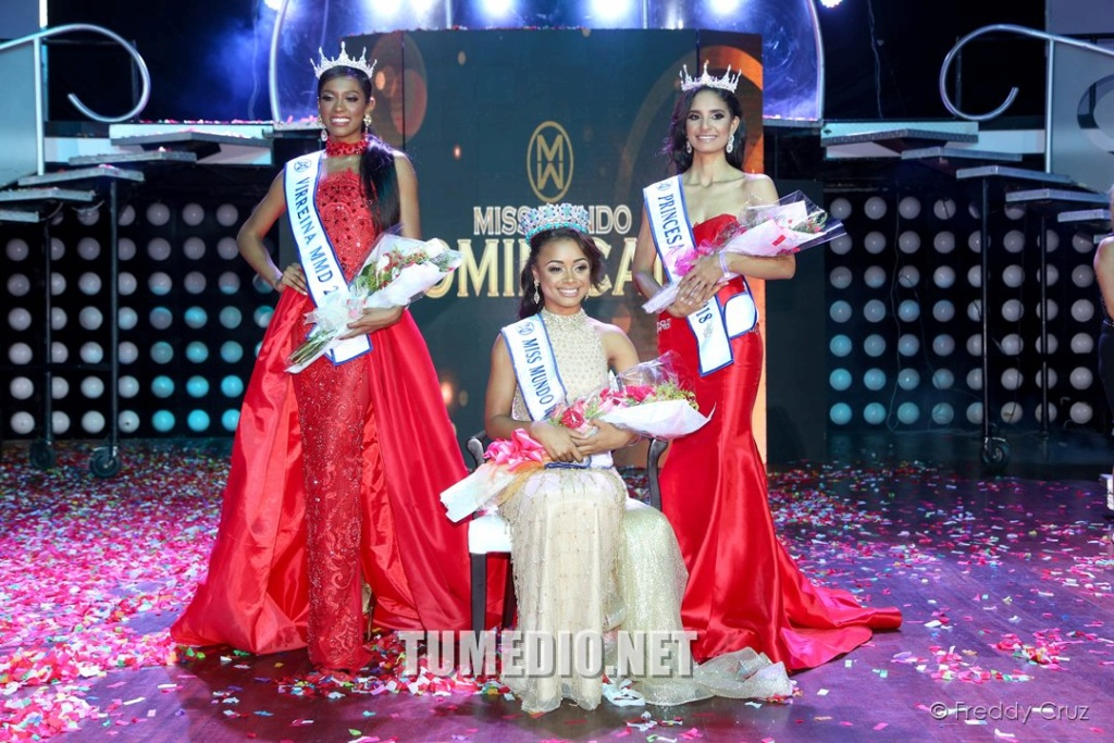 Miss World Dominican Republic 2018 Results Dom11