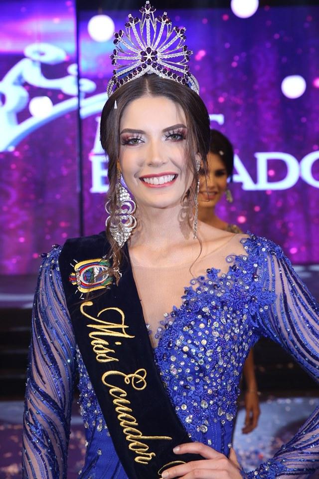 Cristina Hidalgo Berry (ECUADOR 2019) Ecuado14