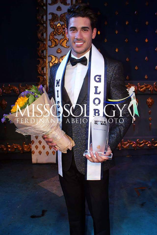 The Official thread of MISTER GLOBAL 2018: DARIO DUQUE OF USA Fb_im130