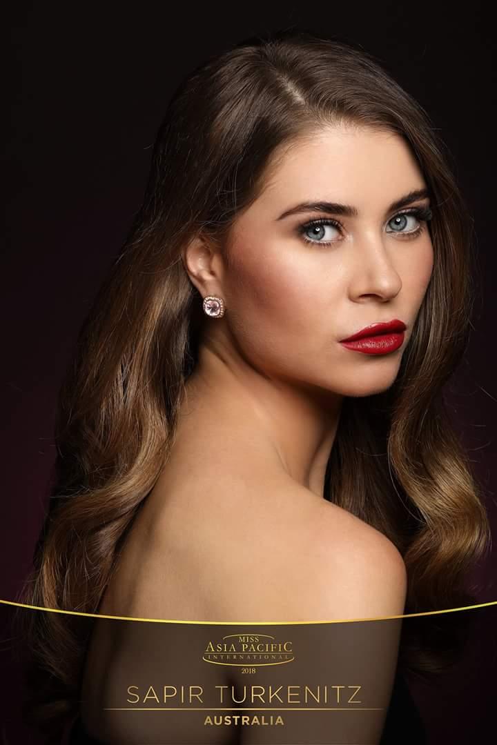 Miss Asia Pacific International 2018 is Sharifa Areef Mohammad Omar Akeel of the PHILIPPINES Fb_im290