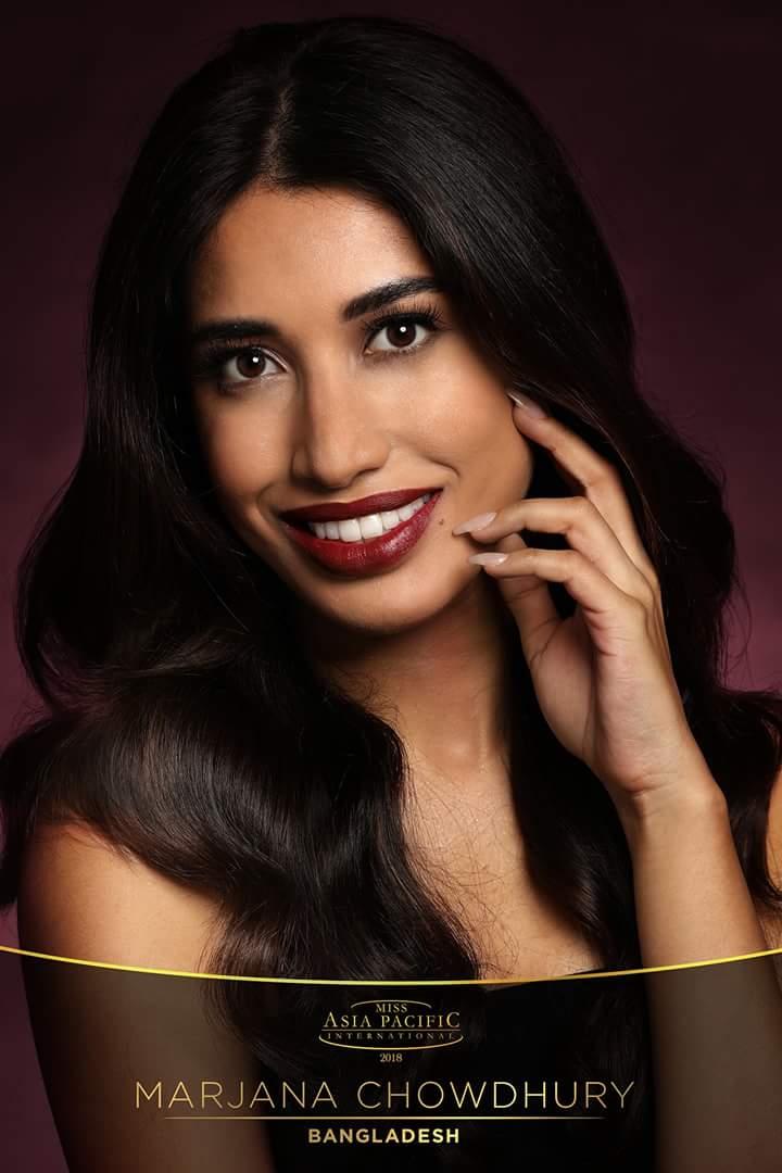 Miss Asia Pacific International 2018 is Sharifa Areef Mohammad Omar Akeel of the PHILIPPINES Fb_im291
