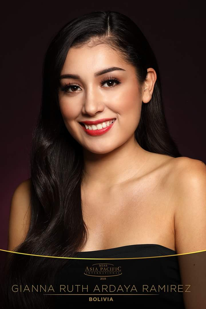 Miss Asia Pacific International 2018 is Sharifa Areef Mohammad Omar Akeel of the PHILIPPINES Fb_im293