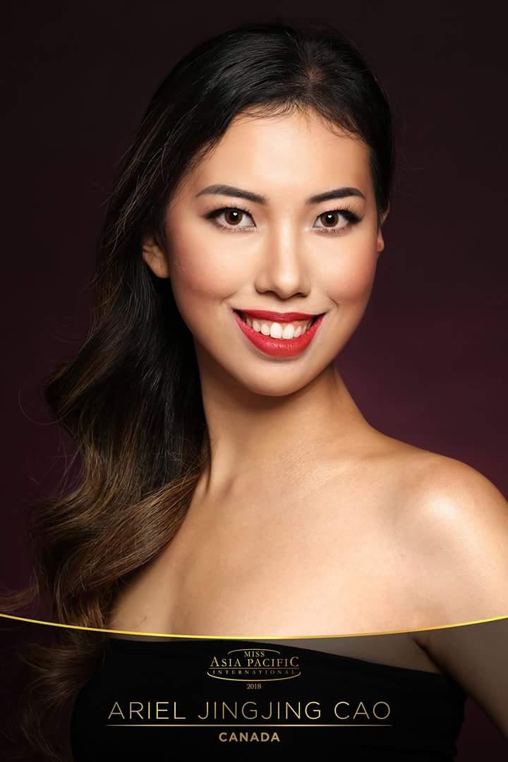 Miss Asia Pacific International 2018 is Sharifa Areef Mohammad Omar Akeel of the PHILIPPINES Fb_im296