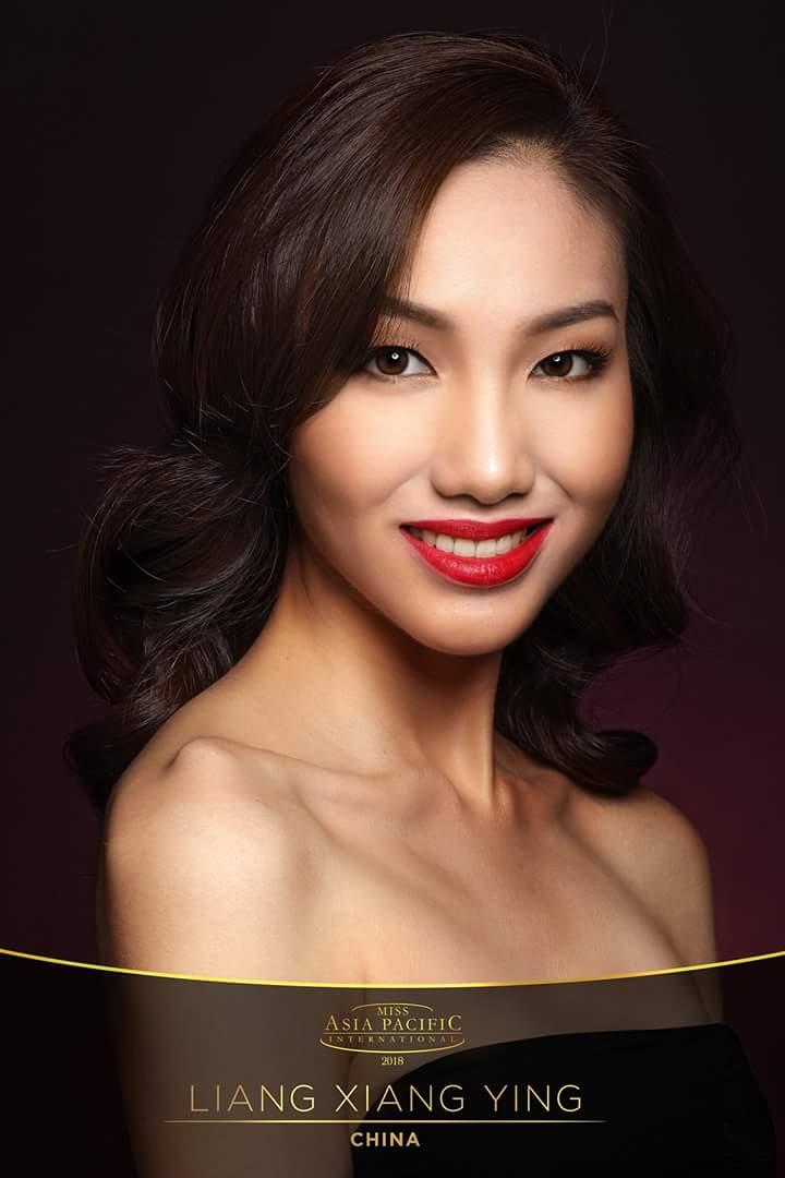 Miss Asia Pacific International 2018 is Sharifa Areef Mohammad Omar Akeel of the PHILIPPINES Fb_im297