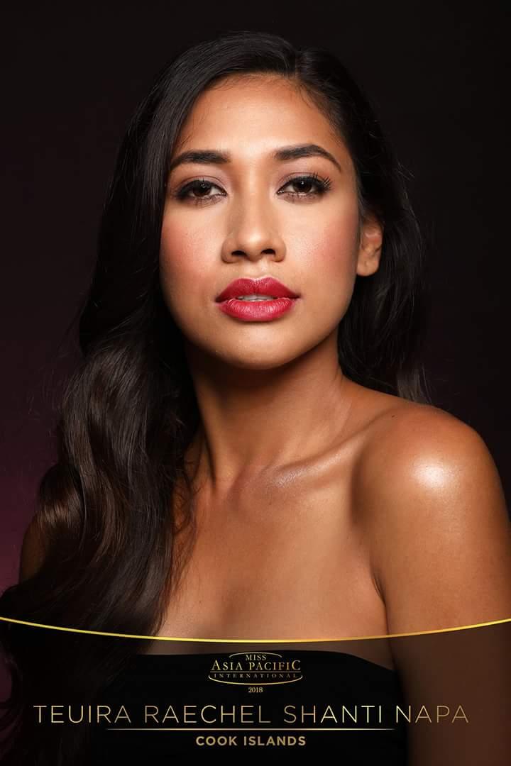 Miss Asia Pacific International 2018 is Sharifa Areef Mohammad Omar Akeel of the PHILIPPINES Fb_im299