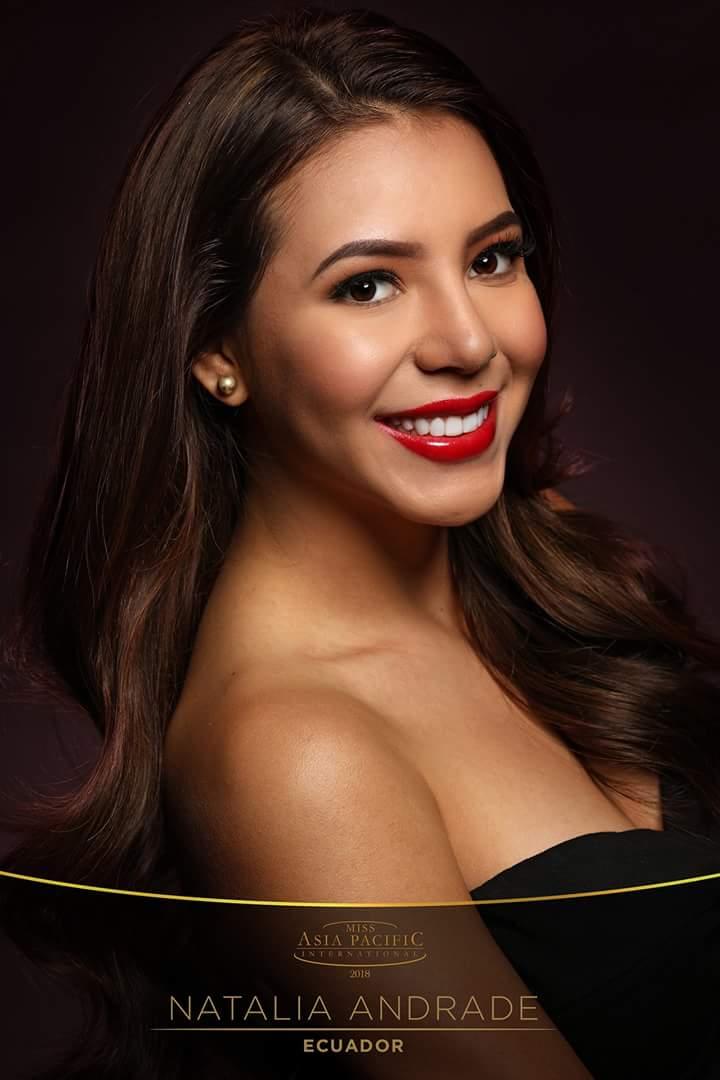 Miss Asia Pacific International 2018 is Sharifa Areef Mohammad Omar Akeel of the PHILIPPINES Fb_im302