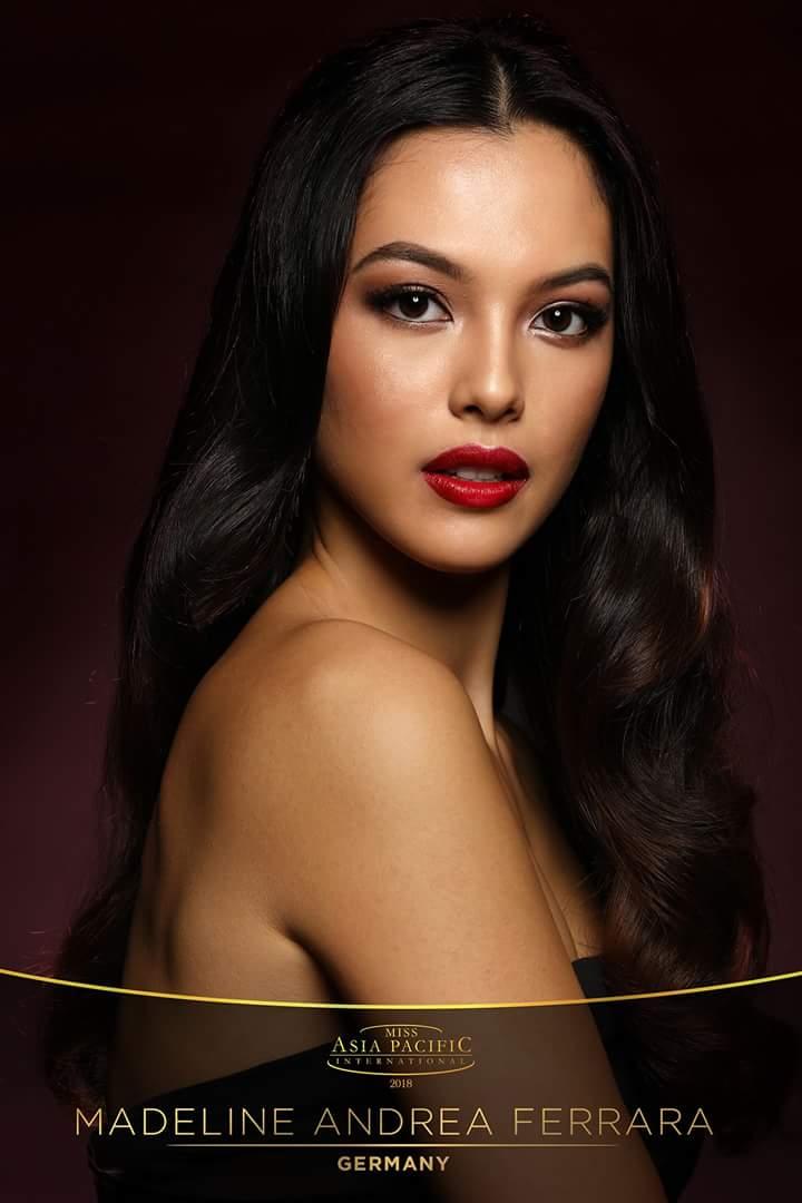 Miss Asia Pacific International 2018 is Sharifa Areef Mohammad Omar Akeel of the PHILIPPINES Fb_im304
