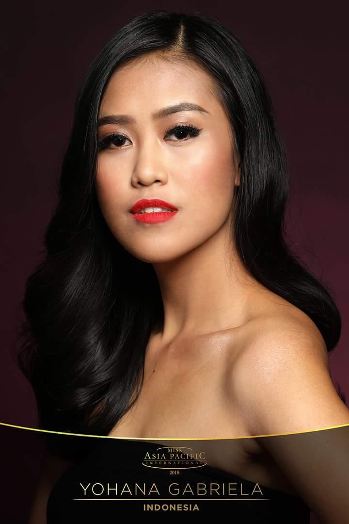 Miss Asia Pacific International 2018 is Sharifa Areef Mohammad Omar Akeel of the PHILIPPINES Fb_im309