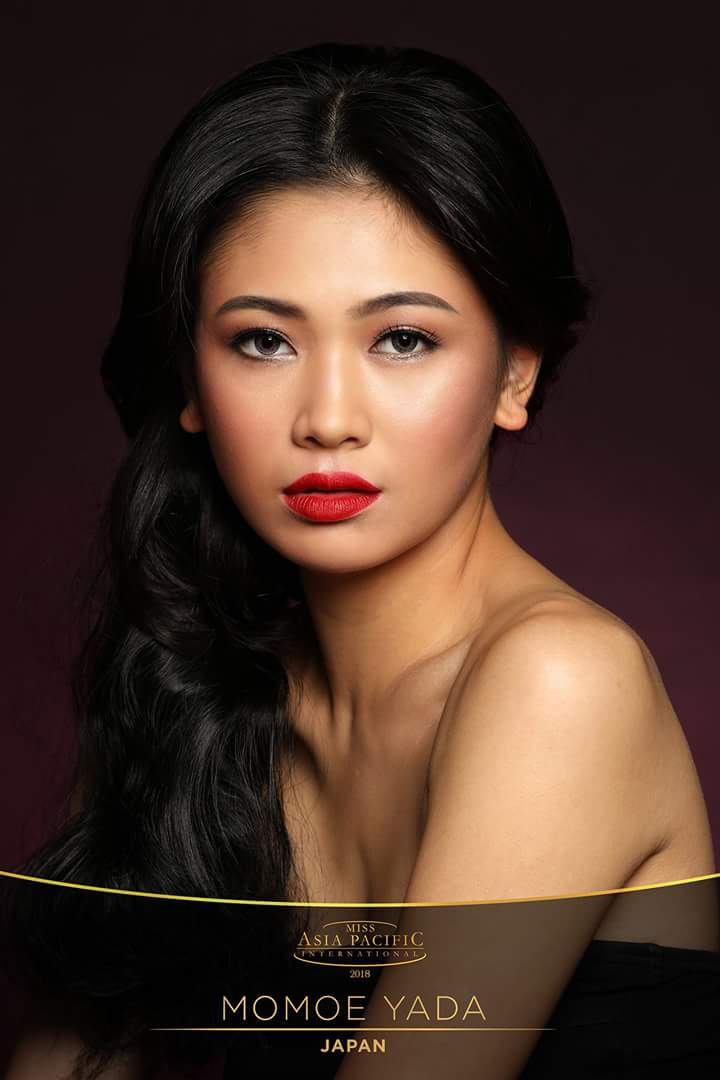 Miss Asia Pacific International 2018 is Sharifa Areef Mohammad Omar Akeel of the PHILIPPINES Fb_im311