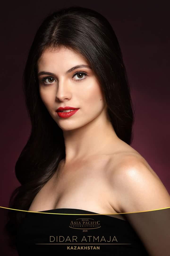 Miss Asia Pacific International 2018 is Sharifa Areef Mohammad Omar Akeel of the PHILIPPINES Fb_im312