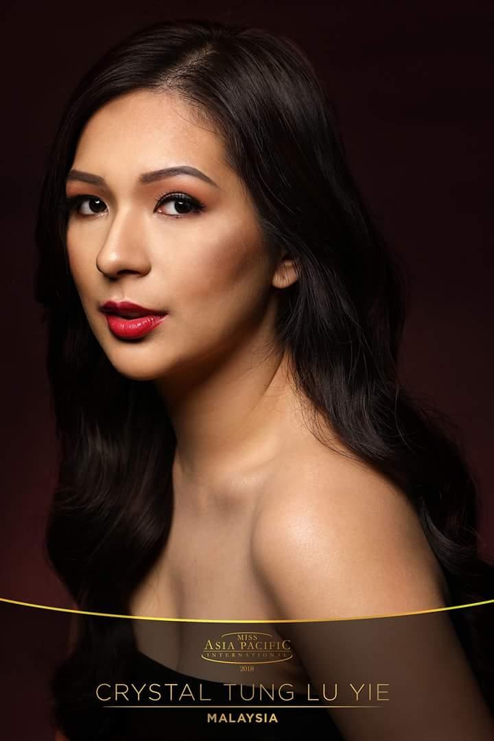 Miss Asia Pacific International 2018 is Sharifa Areef Mohammad Omar Akeel of the PHILIPPINES Fb_im315