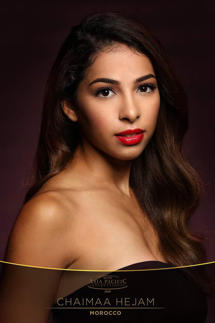 Miss Asia Pacific International 2018 is Sharifa Areef Mohammad Omar Akeel of the PHILIPPINES Fb_im319