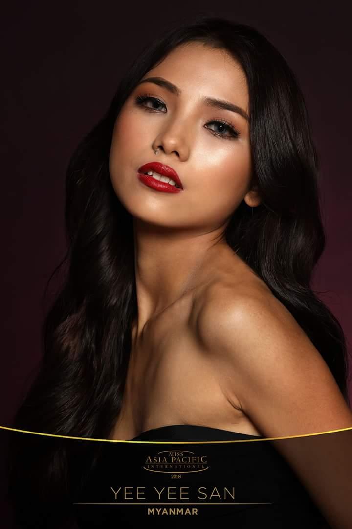 Miss Asia Pacific International 2018 is Sharifa Areef Mohammad Omar Akeel of the PHILIPPINES Fb_im320