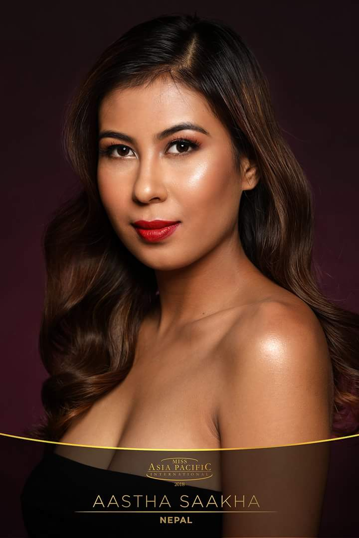 Miss Asia Pacific International 2018 is Sharifa Areef Mohammad Omar Akeel of the PHILIPPINES Fb_im321