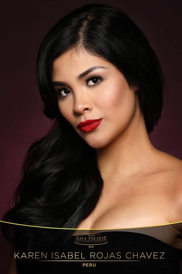 Miss Asia Pacific International 2018 is Sharifa Areef Mohammad Omar Akeel of the PHILIPPINES Fb_im326