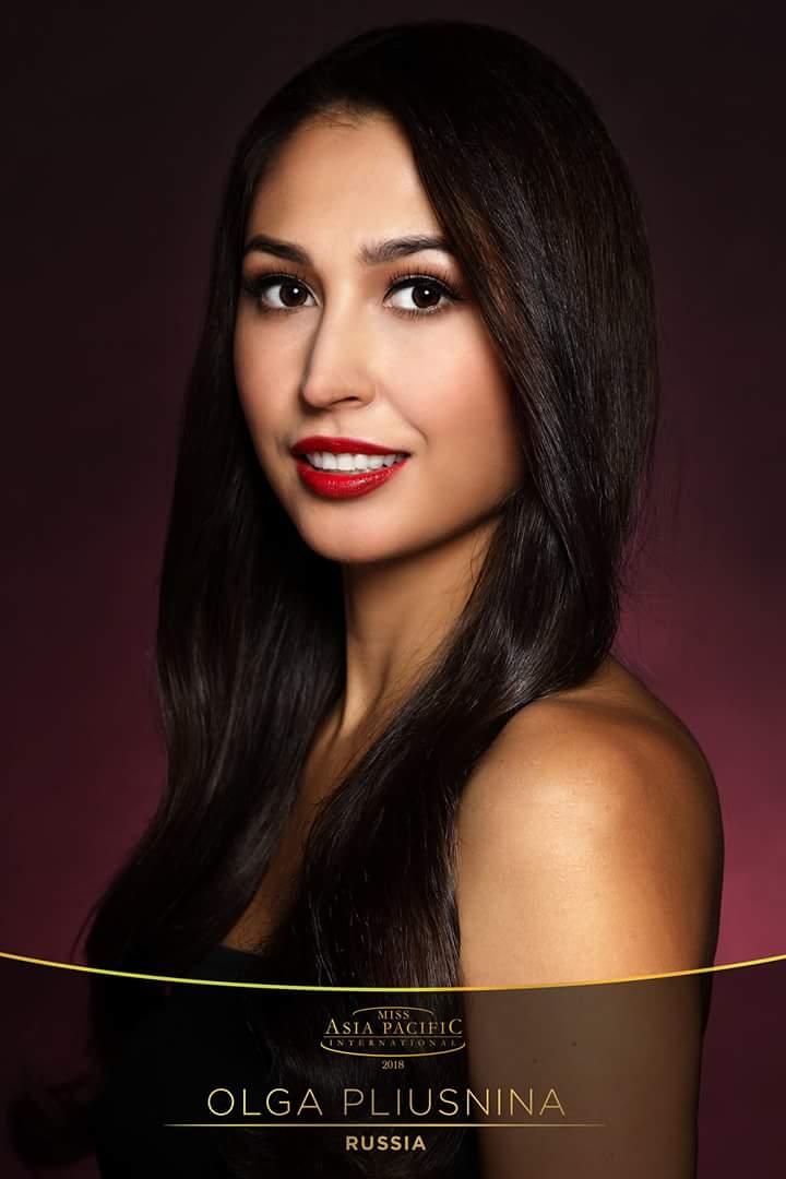 Miss Asia Pacific International 2018 is Sharifa Areef Mohammad Omar Akeel of the PHILIPPINES Fb_im330