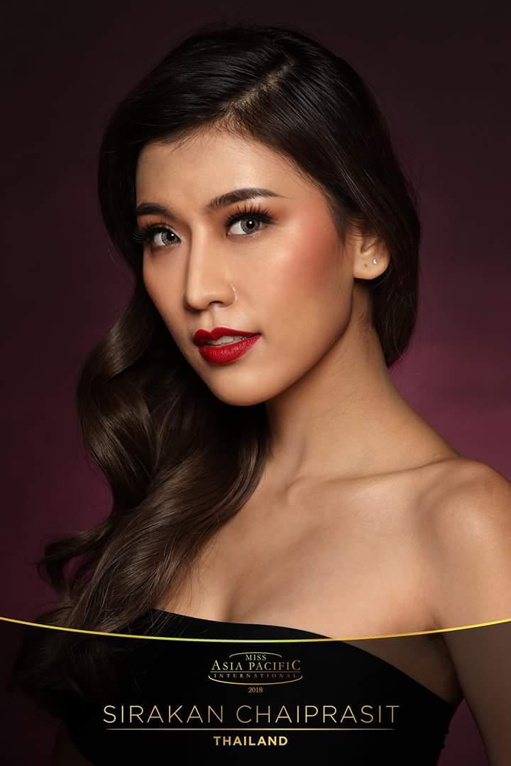 Miss Asia Pacific International 2018 is Sharifa Areef Mohammad Omar Akeel of the PHILIPPINES Fb_im334