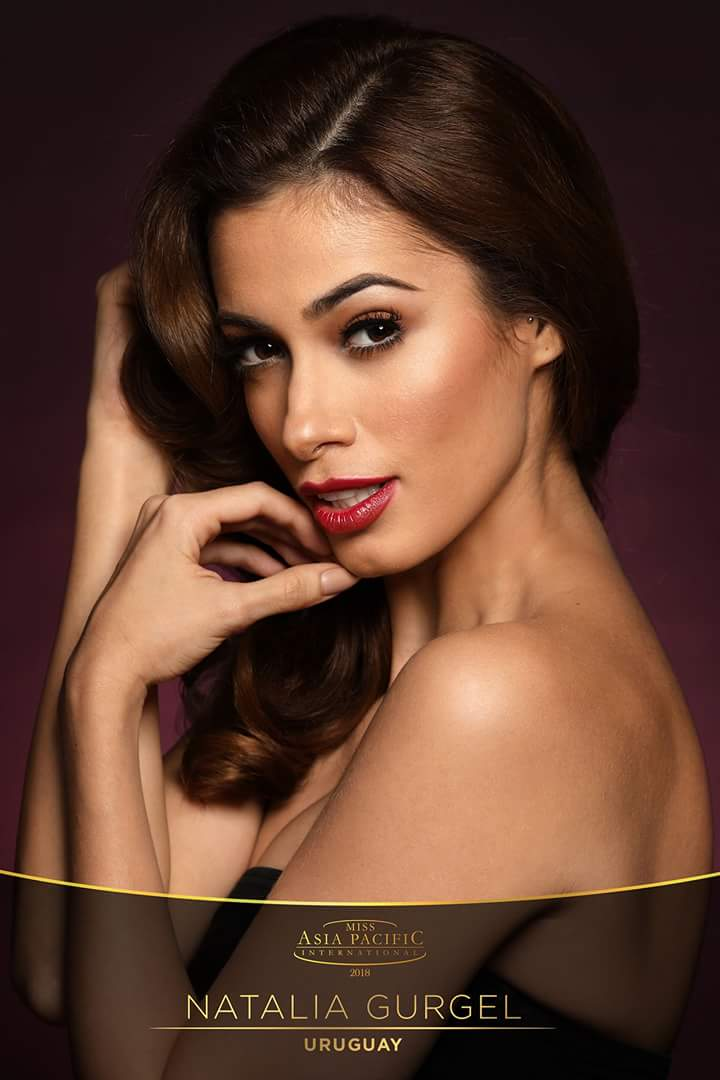 Miss Asia Pacific International 2018 is Sharifa Areef Mohammad Omar Akeel of the PHILIPPINES Fb_im335