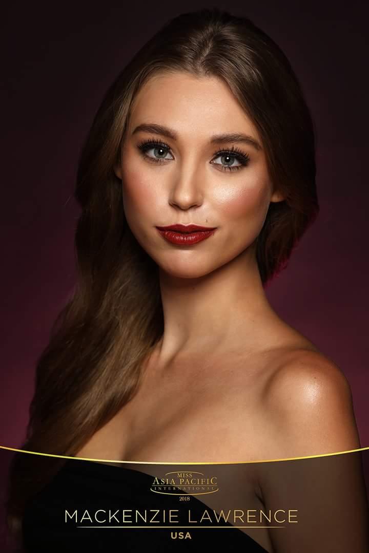 Miss Asia Pacific International 2018 is Sharifa Areef Mohammad Omar Akeel of the PHILIPPINES Fb_im336