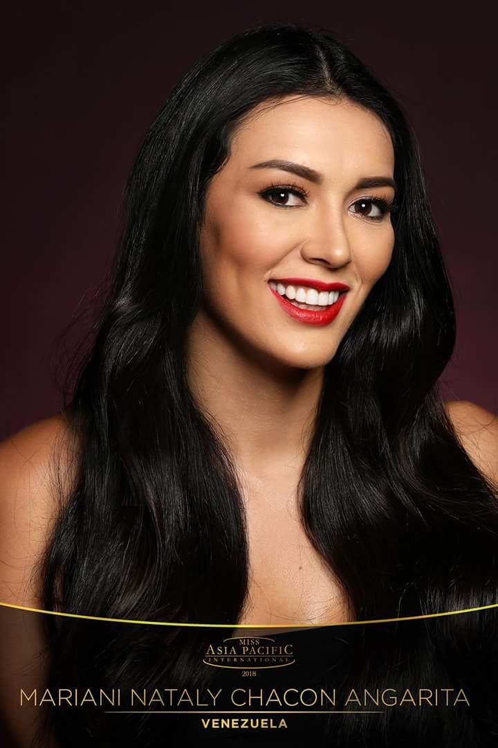 Miss Asia Pacific International 2018 is Sharifa Areef Mohammad Omar Akeel of the PHILIPPINES Fb_im337