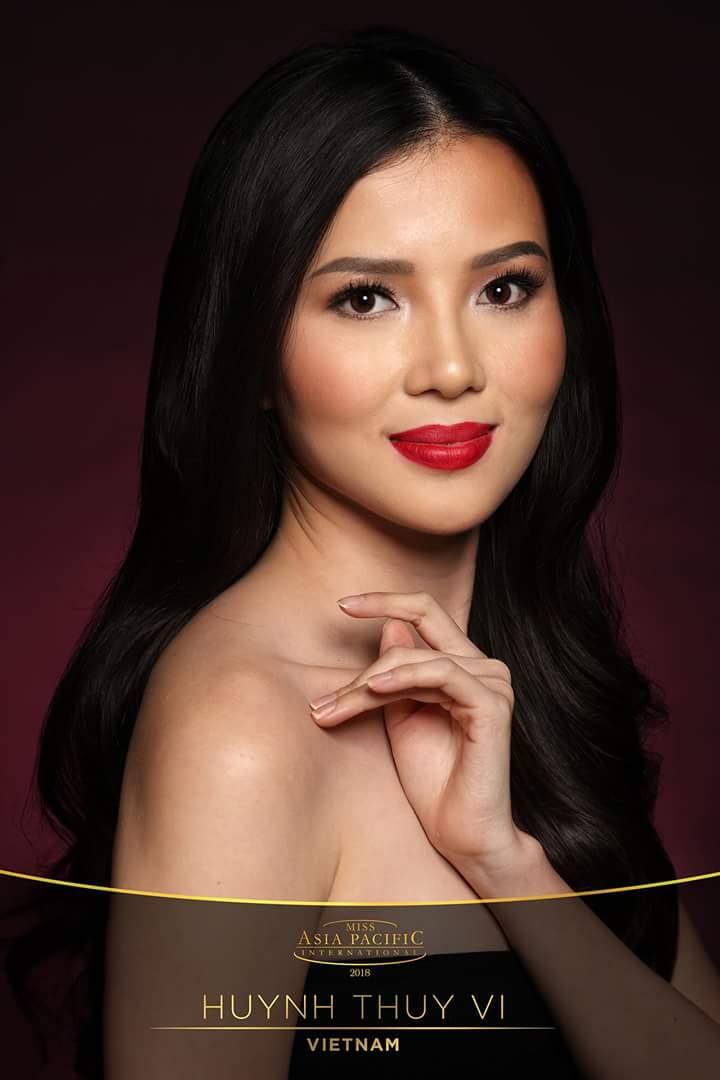 Miss Asia Pacific International 2018 is Sharifa Areef Mohammad Omar Akeel of the PHILIPPINES Fb_im338