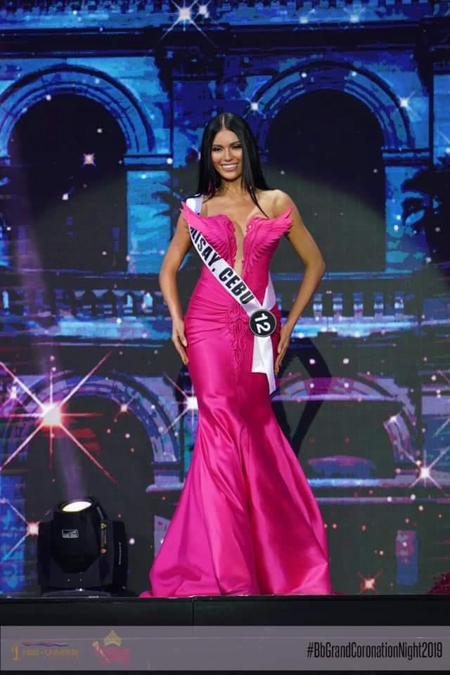 MISS UNIVERSE PHILIPPINES 2019: Gazini Ganados  Fb_im604