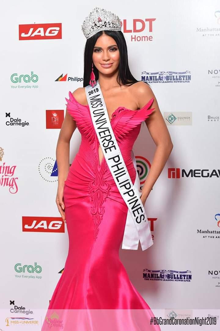 MISS UNIVERSE PHILIPPINES 2019: Gazini Ganados  Fb_im611