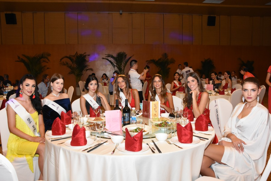 Miss Friendship International 2019 kicks off in Chengdu, China Fi610