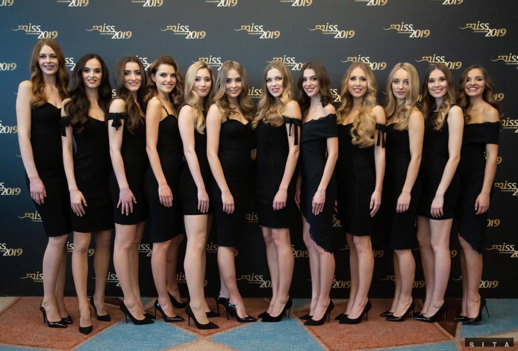 Miss Slovensko 2019 is Frederika Kurtulikova Finali10