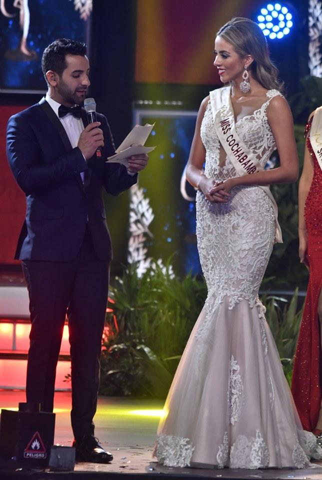Carolina Rojas  (BOLIVIA 2019) Grand10