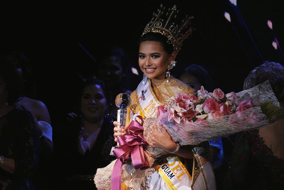 Miss World Guam 2018 is Gianna Sgambelluri Guam210
